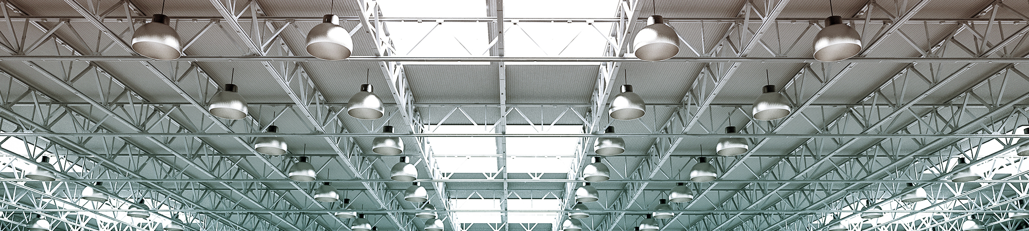 Industriehallen Beleuchtung
